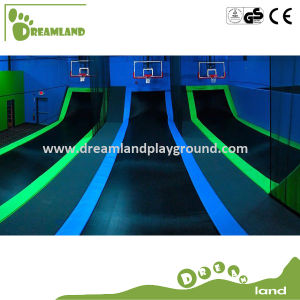 Professional Trampoline Manufacturer Kids Indoor Trampoline Bed, Indoor Trampolin, Trampolin Bed for Sale pictures & photos