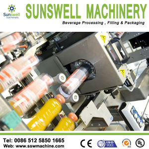 Economy Linear Type Water/Beverage/Juice Filling Machine pictures & photos