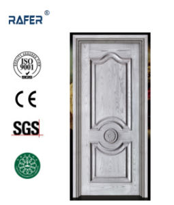 Sell Best White Primer Solid Wooden Door (RA-N027) pictures & photos