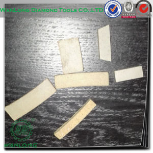 Edge Cutting Diamond Segments for Marble Stone Cutting and Processing pictures & photos