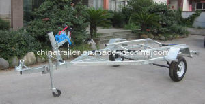 Hot Sale Galvanized Boat Trailer for Australia and New Zealand pictures & photos