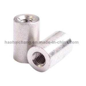 Electronical High Quality OEM Metal Steel Cross Zinc Plated Bolt pictures & photos
