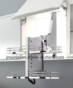 Kitchen Furniture Cabinet Basket Elevator Basket