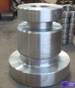 Professional Steel Manufacturer 40cr Forged Roll Sleeve pictures & photos