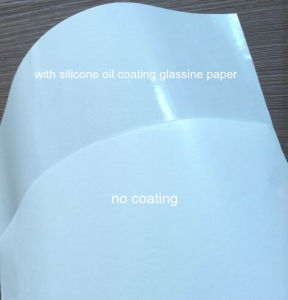 High Glossy Slicone Release Paper for Labels