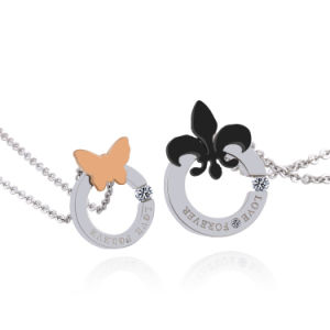 Fashion Lovers Pendant Stainless Steel Jewelry Necklace Pendant pictures & photos