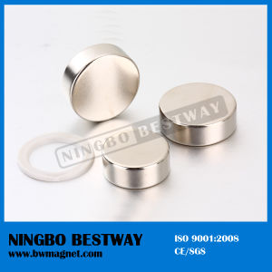 Permanent Neodymium Cylinder Magnet for Generator pictures & photos