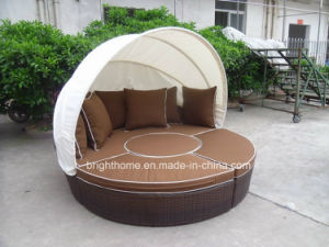 Wholesale Wicker Furniture Outdoor Wicker Lounge Set pictures & photos