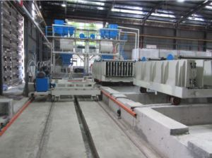 Wall Panel Production Line pictures & photos