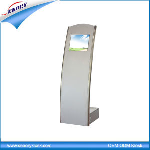 Dual Screen Intercative Photo Printing Information Kiosk Terminal Machine pictures & photos