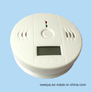 Stand Alone Testing Co Detector and Gas Detector