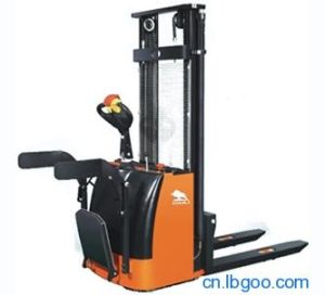 Best Quality Electric Stacker pictures & photos