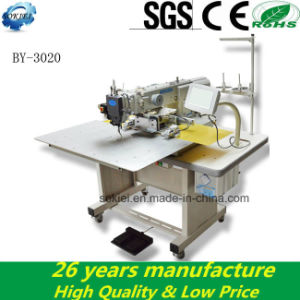 3020 Computer Electronic Pattern Sewing Embroidery Machines for Shoes Jeans pictures & photos