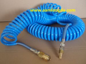 PU Spiral Air Hose for Pneumatic System pictures & photos
