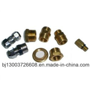 CNC Machining Brass Metal Connector for Air Tool Parts