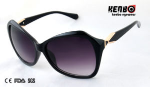 Fashion Sunglasses with Nice Metal Temple for Lady, Kp50328 pictures & photos