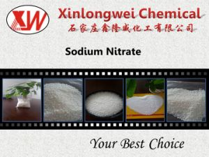 Sodium Nitrate 99%Min Industrial Grade Manufacturer pictures & photos