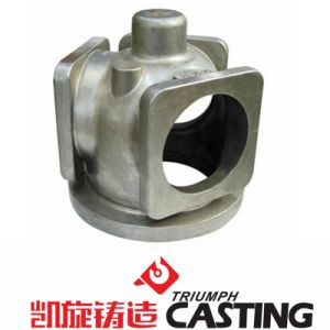 China Stainless Steel Precision Casting with Machining
