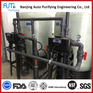 Industrial Multimedia Sand Filter Activated Carbon Filter for Water