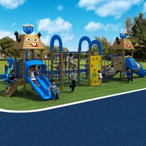 Playground Equipment Slide and Clamb