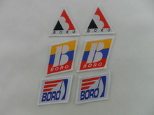 Woven Label Patches Sew on Garment Accessories pictures & photos