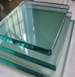 High Quality Raw Clear Float Building Glass for Tempering Process pictures & photos