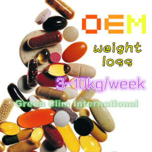 OEM ODM Weight Loss Diet Pills Slimming Capsule pictures & photos