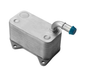 Oil Cooler for VW/Audi (06D 117 021C) pictures & photos