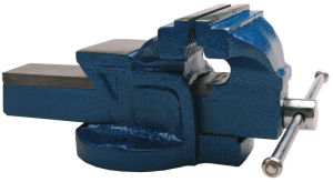 High Quality Keyless and Key Type Bench Vise(HL) pictures & photos