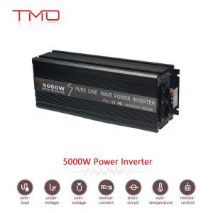 DC to AC 220V/230V Pure Sine Wave Power Inverter 5kw 12V/ 24V pictures & photos
