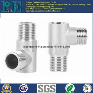 Custom Precision CNC Machining Nozzle Fittings pictures & photos