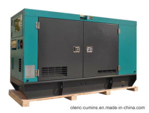 Olc25kVA-63kVA Cummins Silent Generator with Ce Certificate pictures & photos