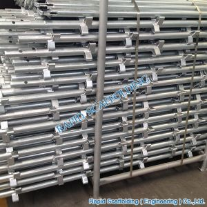 Australia Standard Kwikstage System Steel Scaffolding pictures & photos