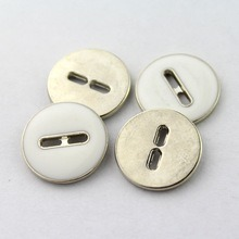 2 Holes Metal Zinc Alloy Sewing Buttons for Coats pictures & photos