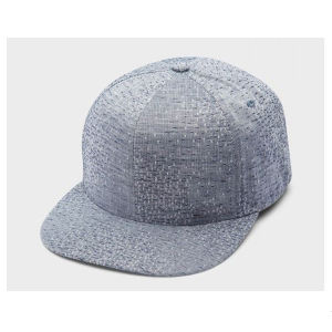 Custom 6 Panel 2 Tone 3D Embroidered Snapback Hat pictures & photos