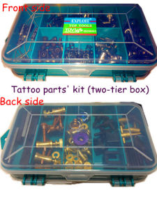 Wholesale Tattoo Machine Part Kit pictures & photos