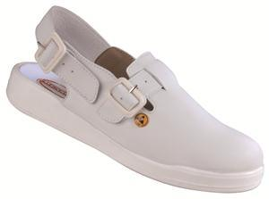 Lingtech ESD White Safety Shoes pictures & photos