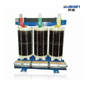 Sg (B) 10 10kv Grade Series H-Level Box-Type Coil Three-Phase Air Self-Cooling Dry-Type Power Transformer pictures & photos
