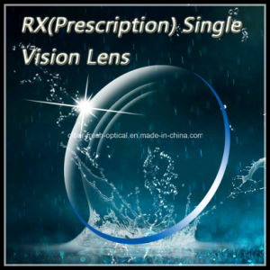 Rx (Prescription) Single Vision Lens