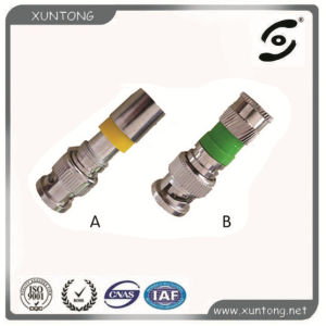 Waterproof Male BNC Compression Connectors pictures & photos