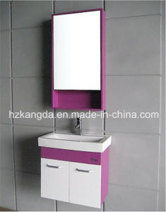 PVC Bathroom Cabinet/PVC Bathroom Vanity (KD-297E) pictures & photos