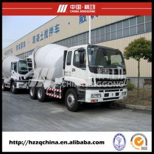 High Efficient Concrete Mixer Machine, Concrete Mixer Trcuk for Sale pictures & photos
