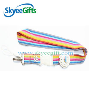 Cheap Customized Reusable Lanyards for Sport pictures & photos
