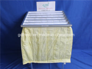 High Efficient Synthetic Pocket Filters Bag Filters pictures & photos