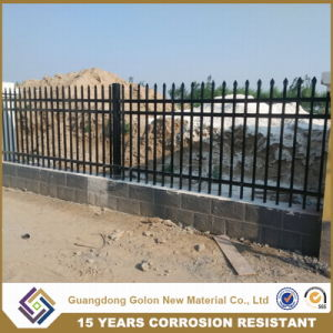 Fixable & Anti-Rust Aluminum Modern Fence Panels pictures & photos