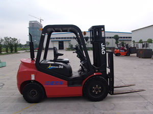 Forklift Truck Diesel 3 Ton pictures & photos