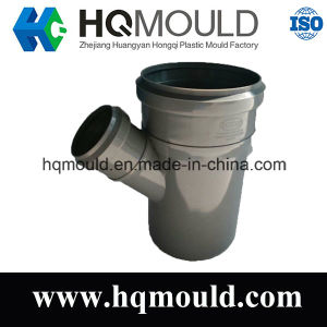 PP Skew Tee Pipe Fitting Mould for Drainage and Sewage Y-Shape pictures & photos