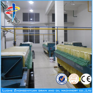 Full and Semi-Automatic Soybean Oil Extraction and Refinery Milling Machine pictures & photos
