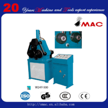 Hydraulic Section Bending Machine (W24-400) pictures & photos