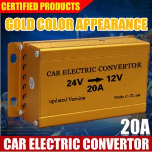 Golden, 20A DC Car Converter